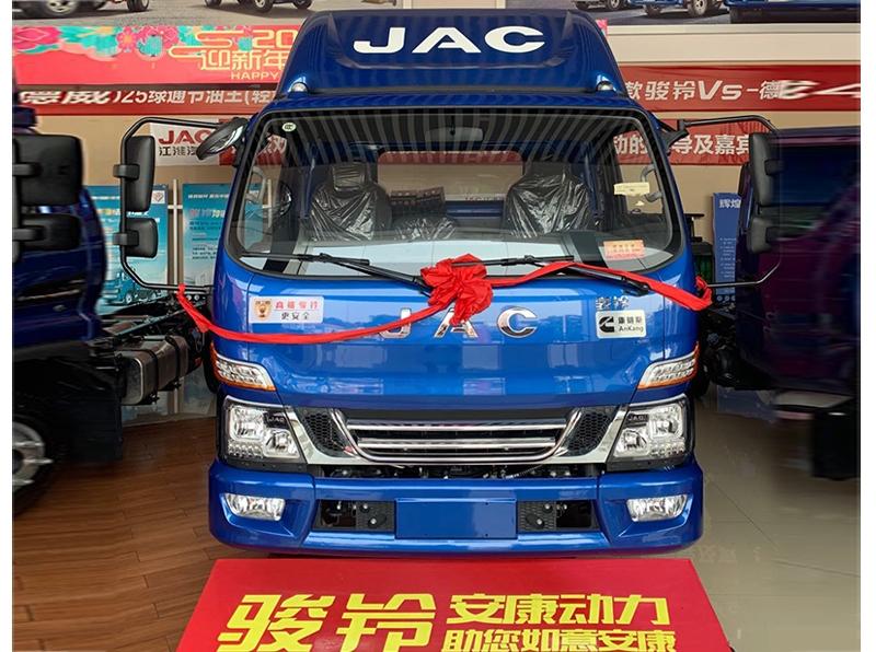 江淮骏铃V6国六