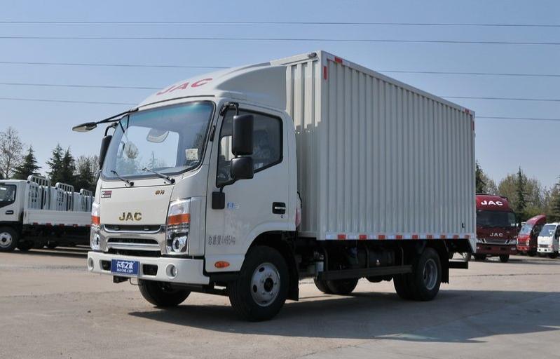 江淮 帅铃Q3 130马力 3.7米载货车
